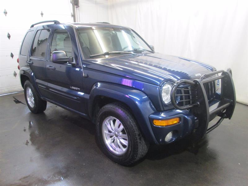 Jeep Liberty 2004 4dr Limited 4WD #7-1006