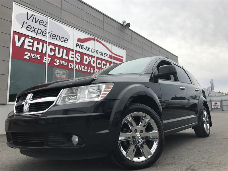 Dodge Journey 2010 AWD 4dr R-T+CUIR+TOIT+FULL+WOW! #UD4206