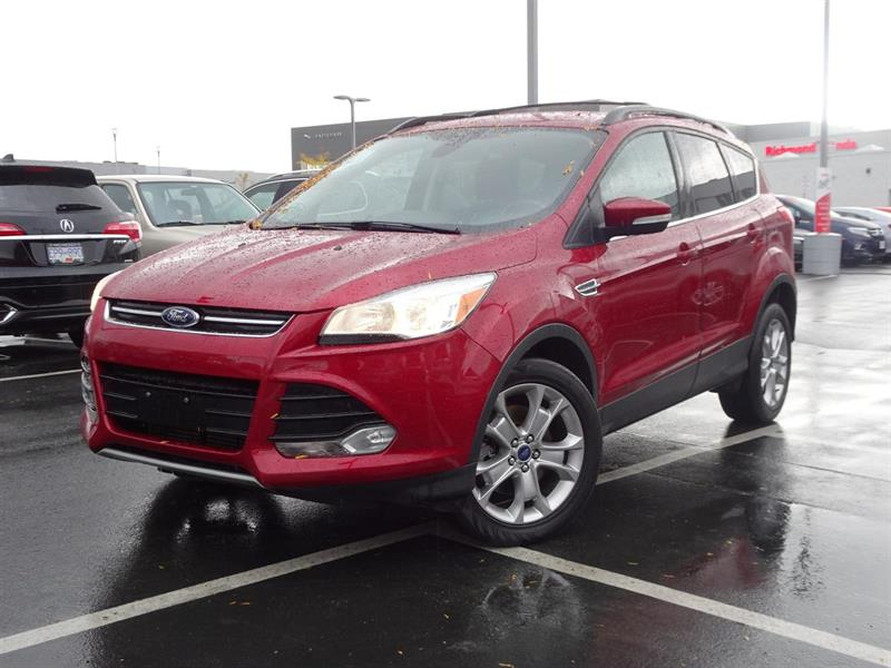 2013 Ford Escape SEL! Balance Of Factory Warranty! #B12193A
