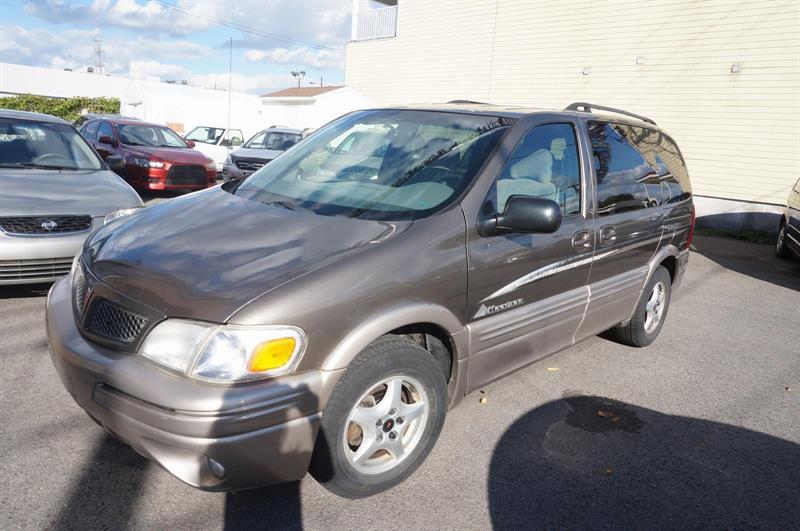 Pontiac Montana 2004 NEGOCIABLE