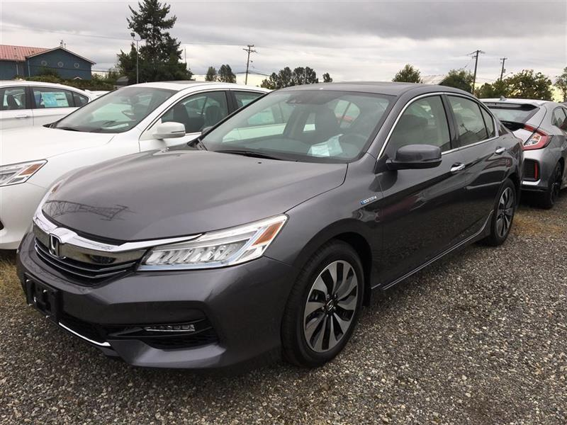 2017 Honda Accord Hybrid Touring #W2159