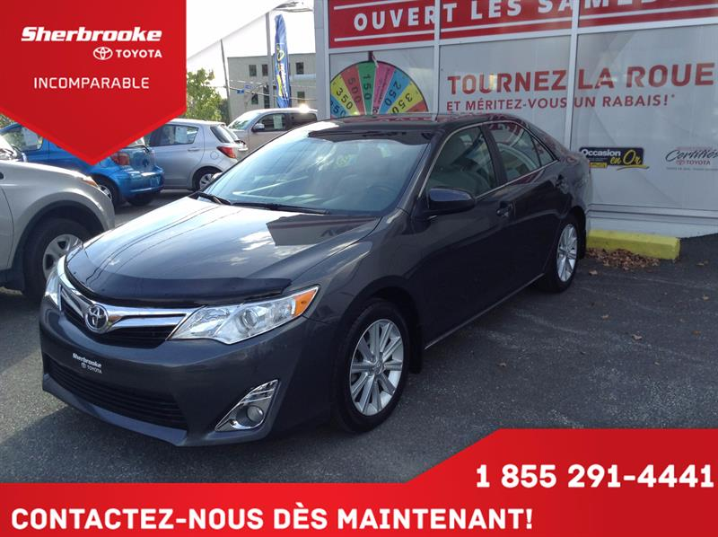 Toyota Camry 2012 XLE #80099-1