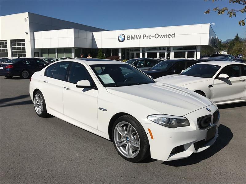 2013 BMW 5-Series 535i xDrive #BP507510