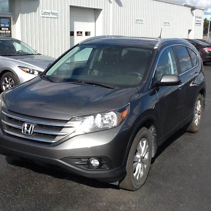 2014 Honda CR-V Touring #4976