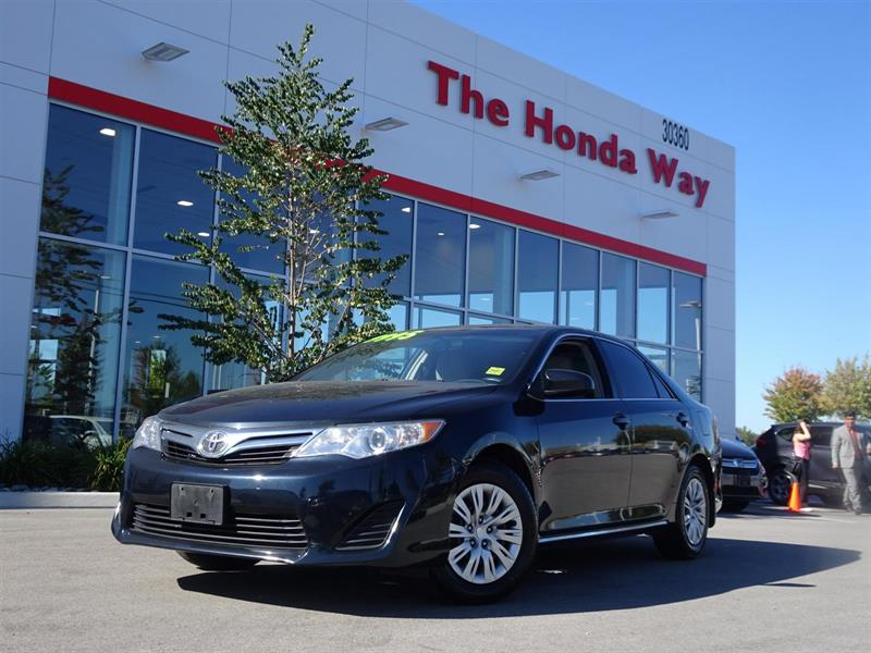 2012 Toyota Camry LE #17-582A
