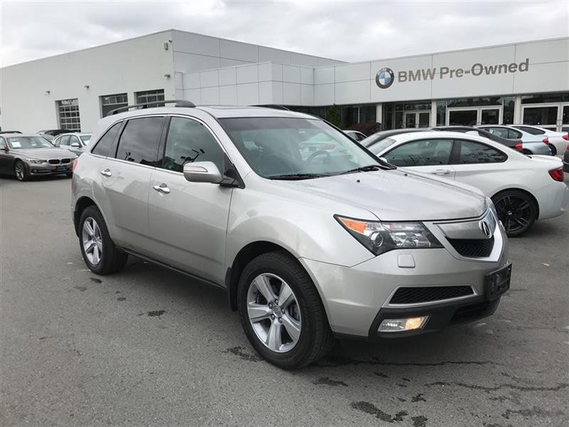 2011 Acura MDX 6sp at #BP5455