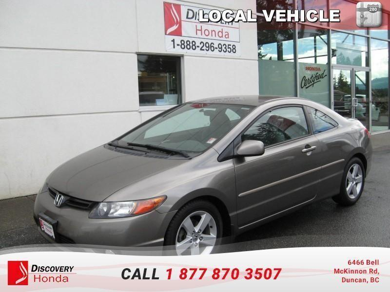 2006 Honda Civic Coupe Coupe LX  at  - local - $ #17-388A