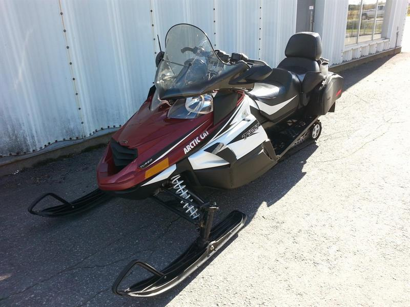 Arctic Cat TZ1 Turbo 2011
