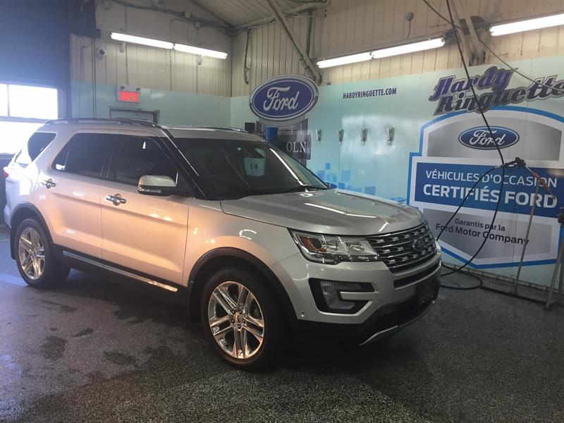 Ford Explorer 2016 Limited #31451A
