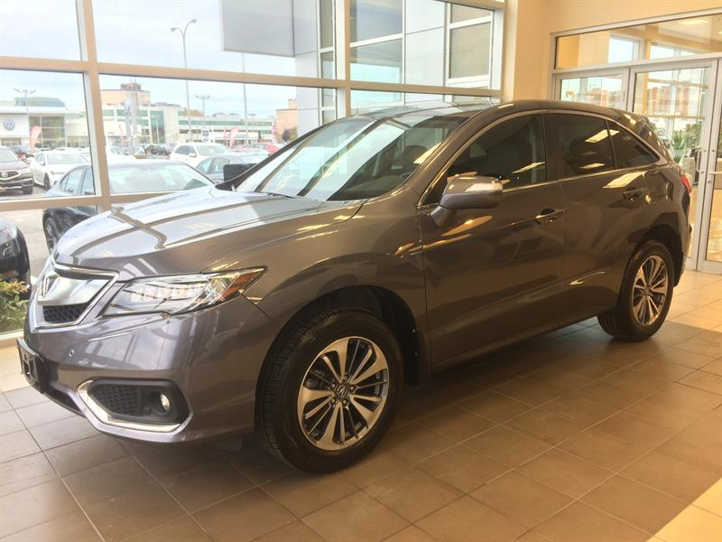 Acura RDX 2017 ** VERSION ELITE ** #PU5472