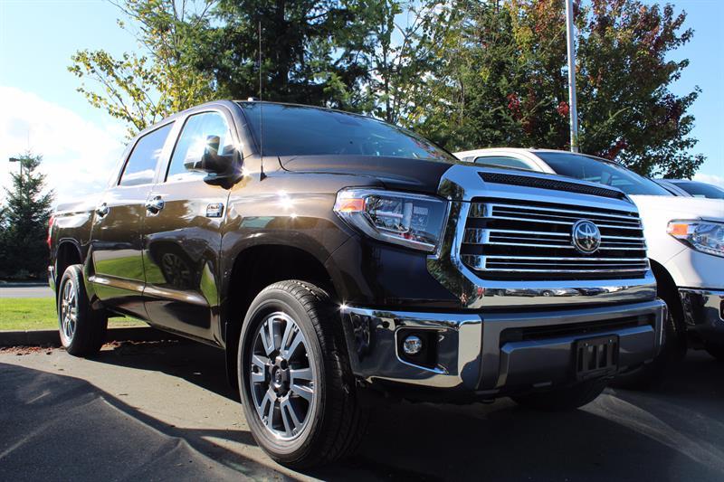 2018 Toyota Tundra Platinum #11441