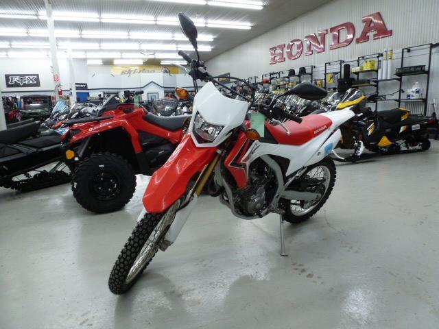Honda CRF250LE 2014 #S31057