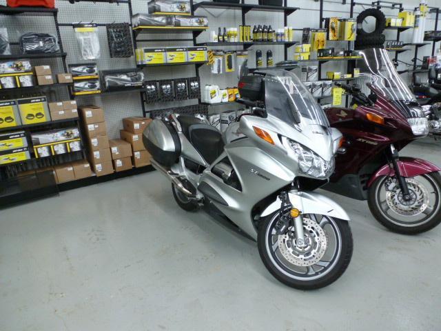 Honda ST1300A 2007