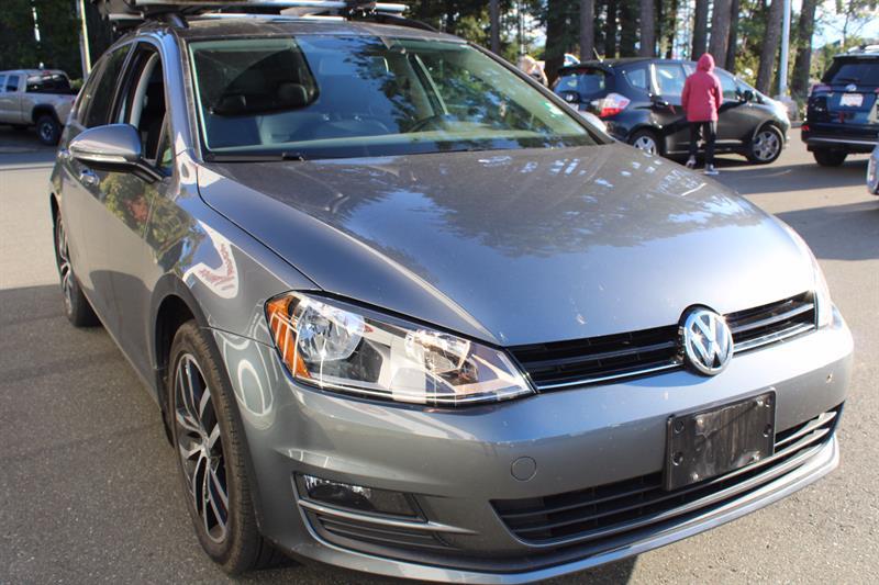 2016 Volkswagen Golf Sportwagon 4dr Auto 1.8 TSI #P2015A