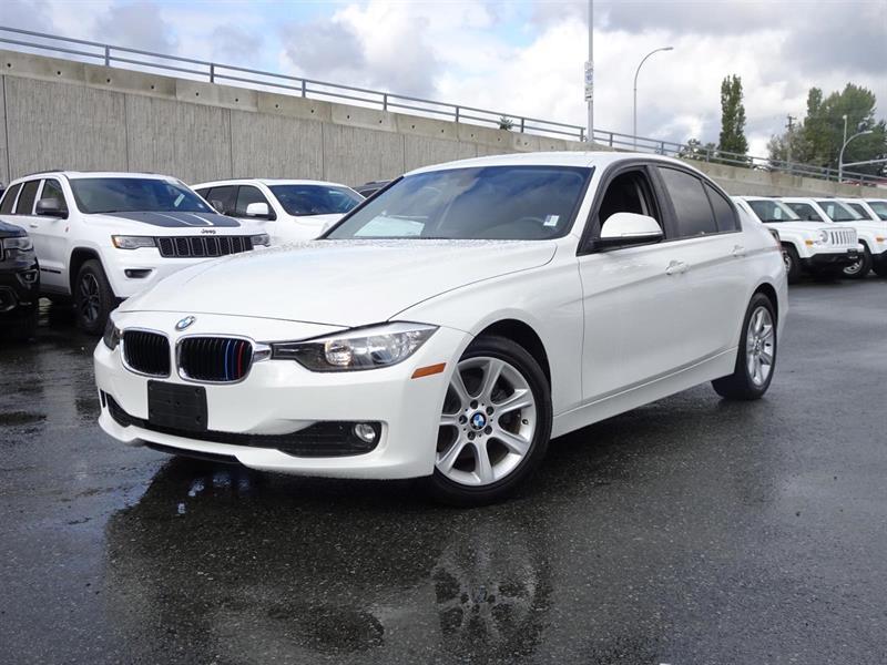 2014 BMW 3-Series 320i 320i #17UP394