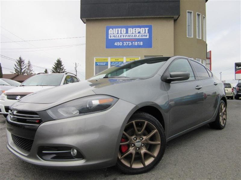 Dodge Dart 2013 RALLY TURBO + MAGS + A/C #P0772A