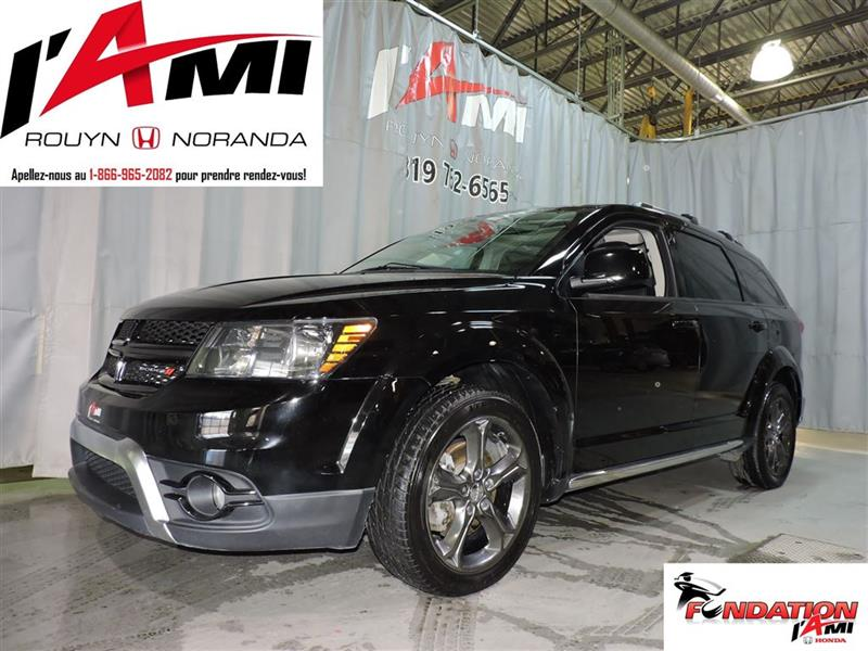 Dodge Journey 2015 Crossroad AWD CUIR TOIT 7 PASSAGERS #17259C