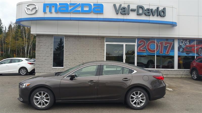 Mazda MAZDA6 2016 4dr Sdn 2.5L GS #B1478