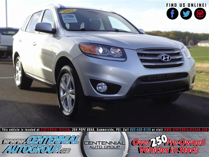 2012 Hyundai Santa Fe GL | 2.4L | Excellent Condition | One Owner | #S17-116A