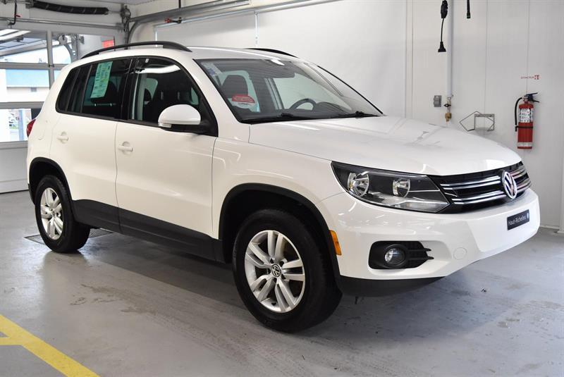 Volkswagen Tiguan 2014 4 MOTION*0.9% #U7199