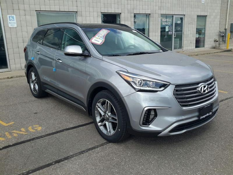 2017 Hyundai SANTA FE XL Limited AWD 7pass - Leather/Sunroof #75035