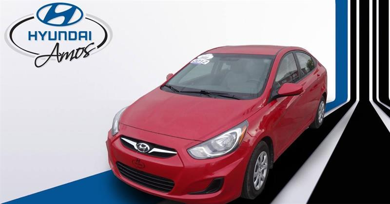 Hyundai Accent 2012 GL #17255A