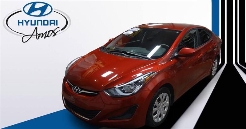 Hyundai Elantra 2016 GL #17263A