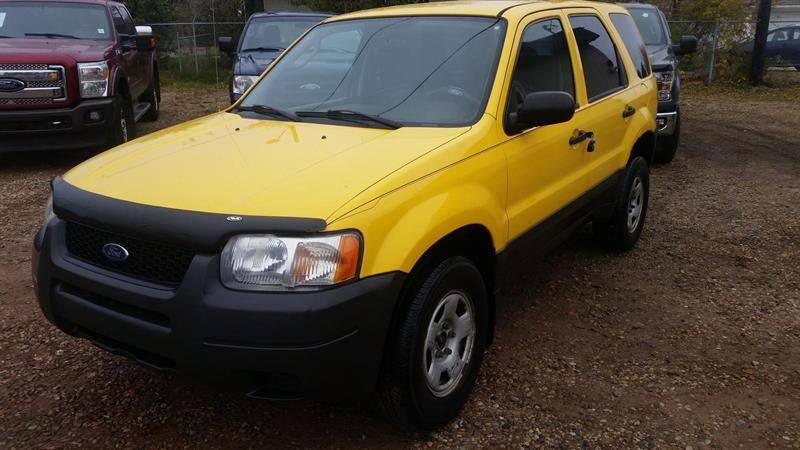 2003 Ford Escape XLS Duratec #SMT726B