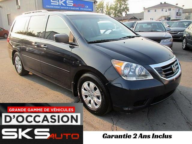 Honda Odyssey 2009 EX (GARANTIE 2 ANS INCLUS) 8 PASSAGERS #SKS-3899-04