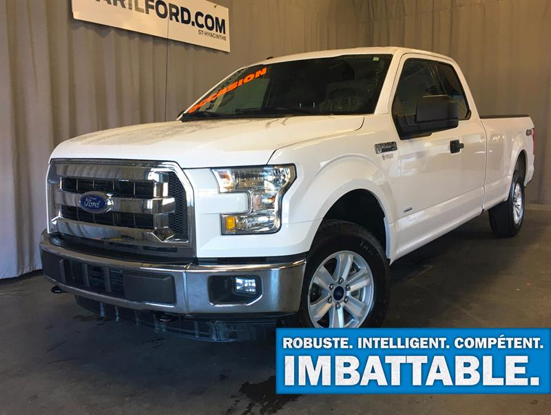 Ford F-150 2016 4WD SuperCab #c6460