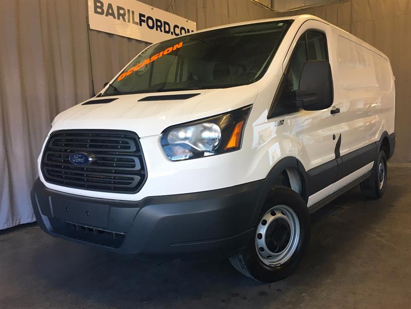 Ford Transit Cargo Van 2015 T-250 130 Low RH Dr #c6466