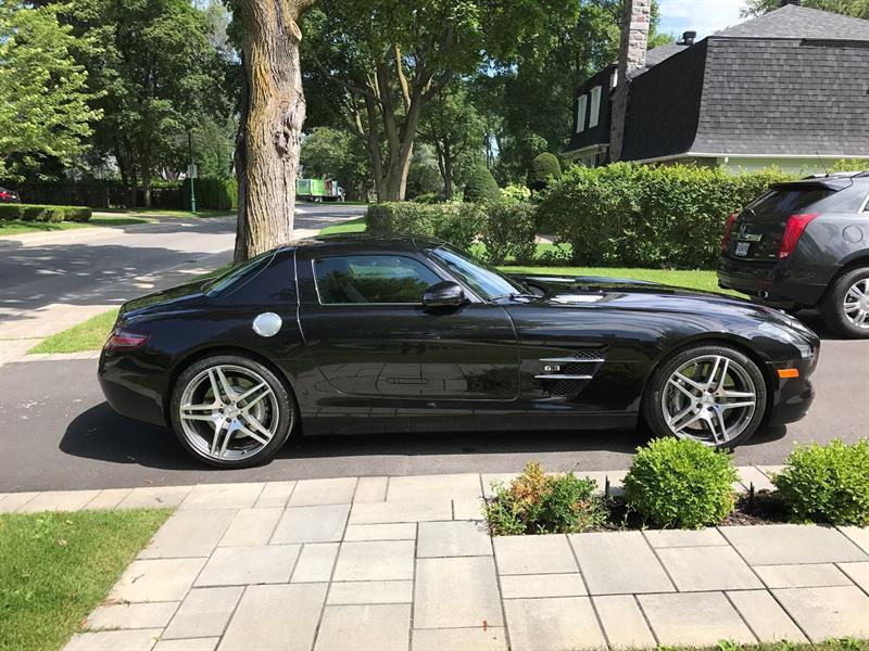 Mercedes-Benz SLS AMG 2011 2dr Cpe SLS AMG #MARIO1