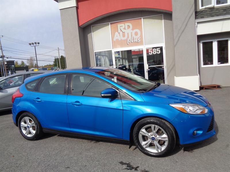 Ford Focus 2013 5dr HB SE AUTOMATIQUE BAS KILO... #9271