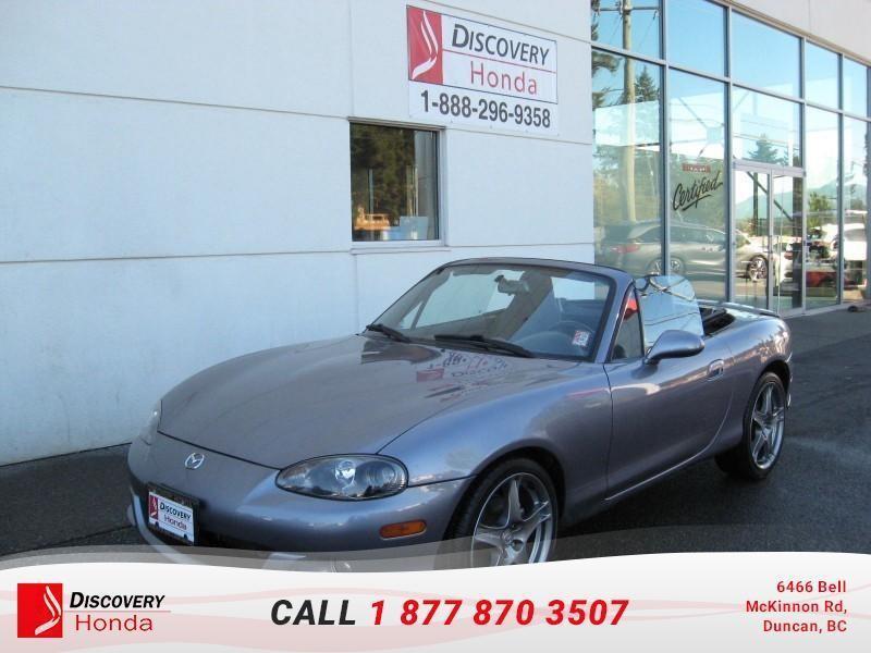 2005 Mazda MX-5 GT 6sp  - $339.94 B/W #B2560A