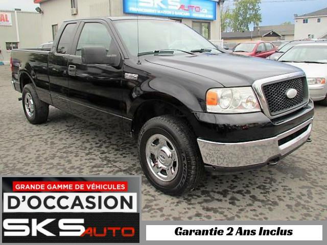 Ford F-150 2007 4x4 XLT(GARANTIE 2 ANS INCLUS) VEHICULE D'OCCASION #SKS-3925-