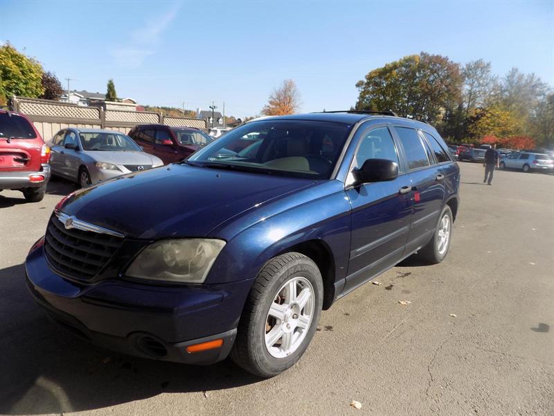 Chrysler Pacifica 2006 #PATT037