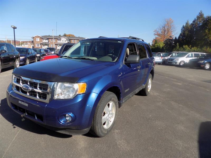 Ford Escape 2008 XLT #PATOU243