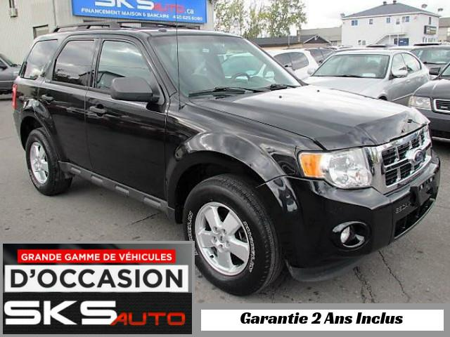 Ford Escape 2011 4x4 (GARANTIE 2 ANS INCLUS) XLT #SKS-3887-04
