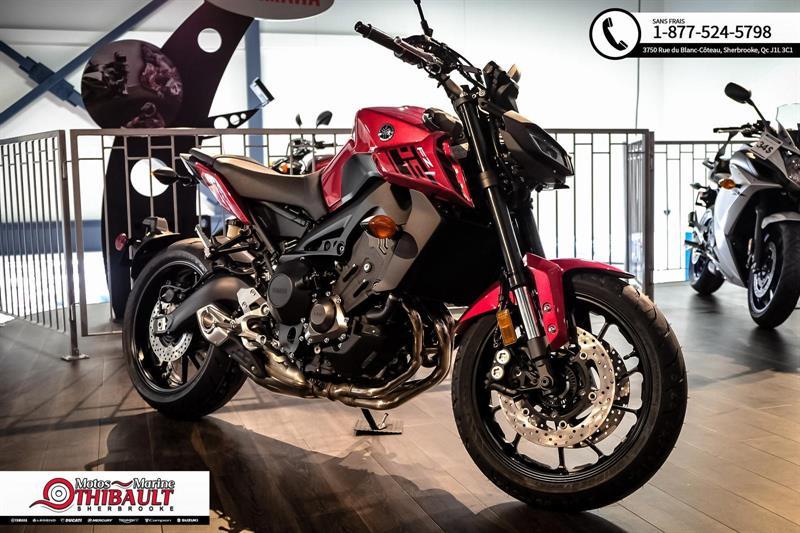 Yamaha FZ-09 2017