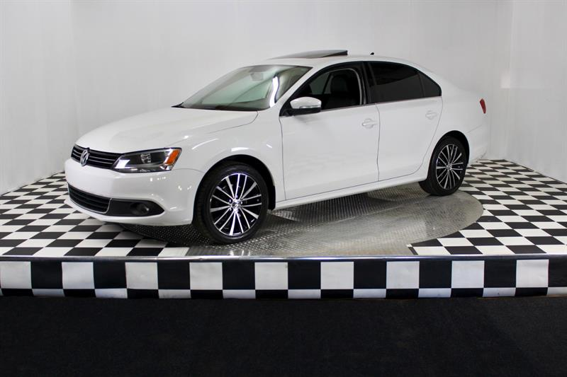 Volkswagen Jetta Sedan 2013 Highline  #A6649