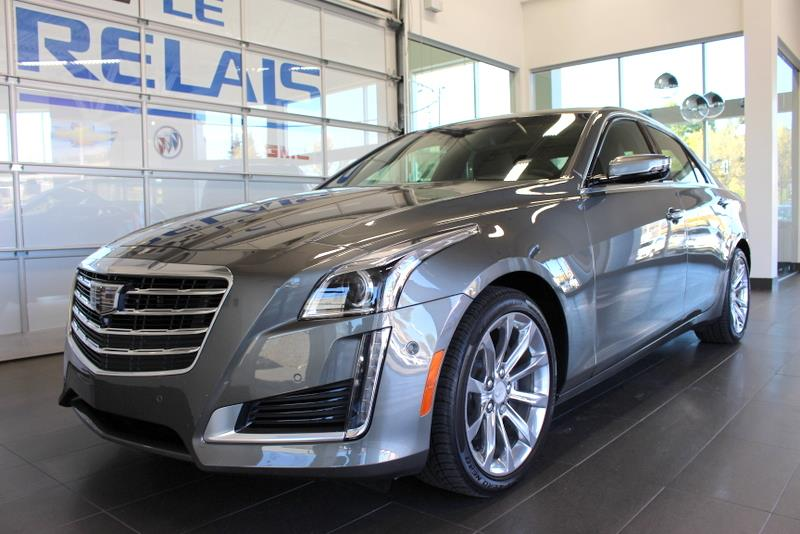 Cadillac CTS Sedan 2017 Premium Luxury Collection AWD #K702013
