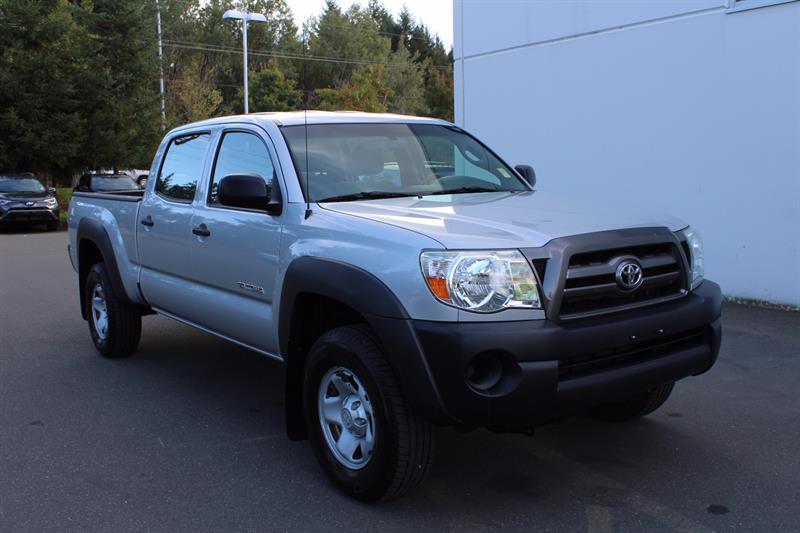 2009 Toyota Tacoma 4WD Double LB V6 AT (Natl) #11462A2