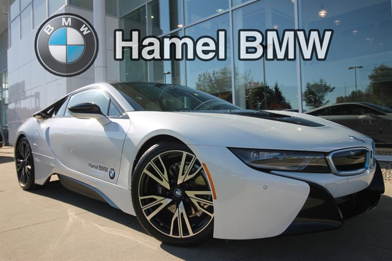 BMW i8 2014 2dr Cpe #u17-264