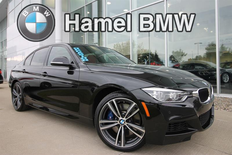 BMW 3 Series 2016 4dr Sdn 340i xDrive AWD #U17-251