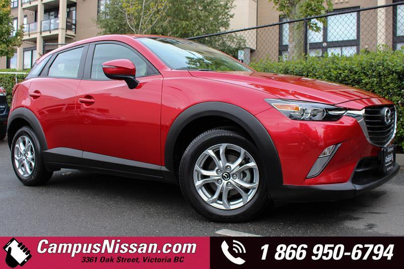2016 Mazda CX-3 GS FWD w/ Navi, Leather, BackUp Cam #7-B268A
