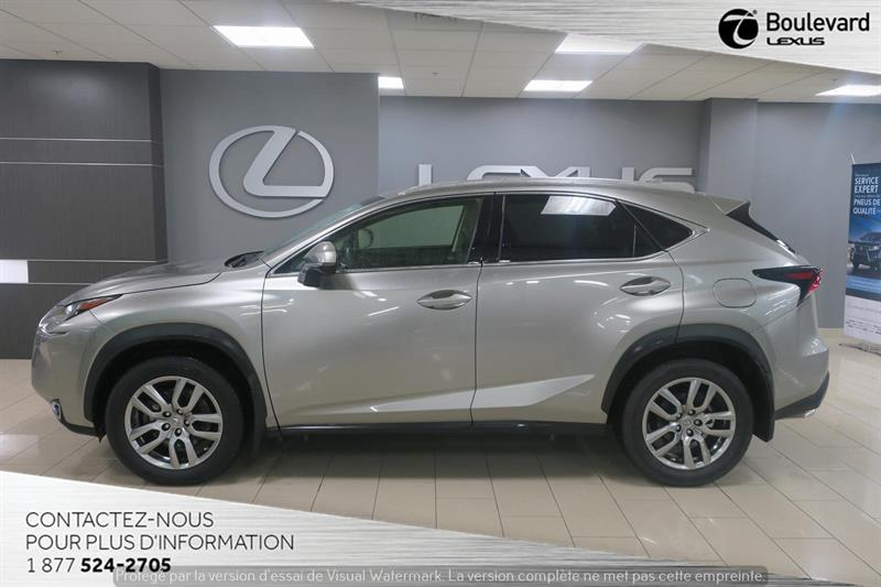Lexus NX 2015 200t #13922A