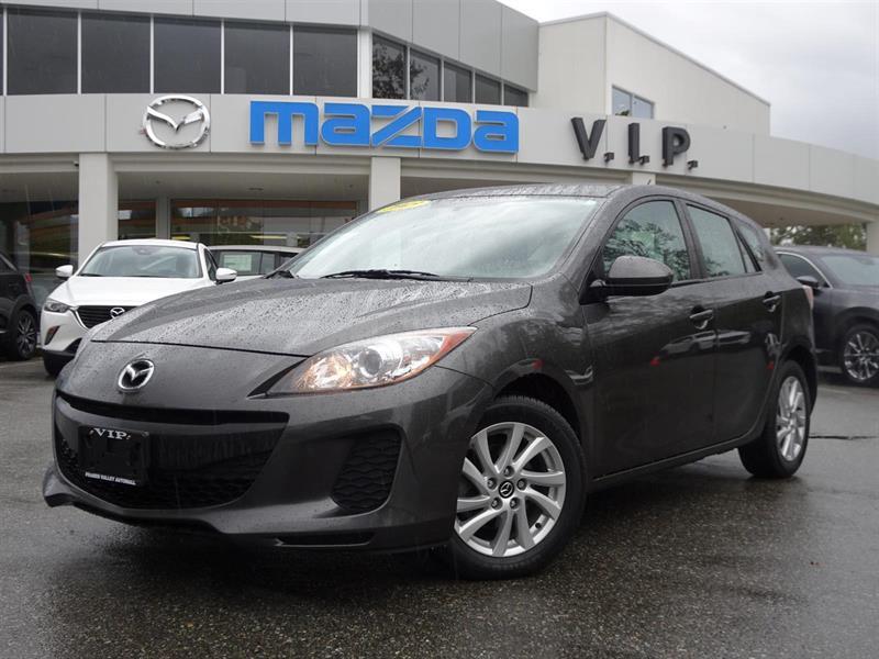2013 Mazda MAZDA3 GX, CONV PACKAGE, AUTO, A/C #B7446