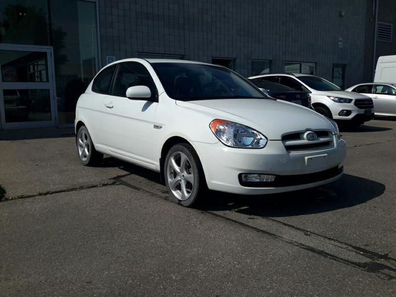 2011 Hyundai Accent 3dr GL Sport Auto with Leather #82014A