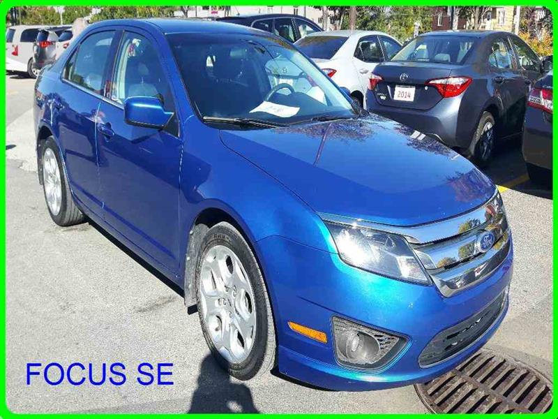 Ford FOCUS SE 2011 #380182A