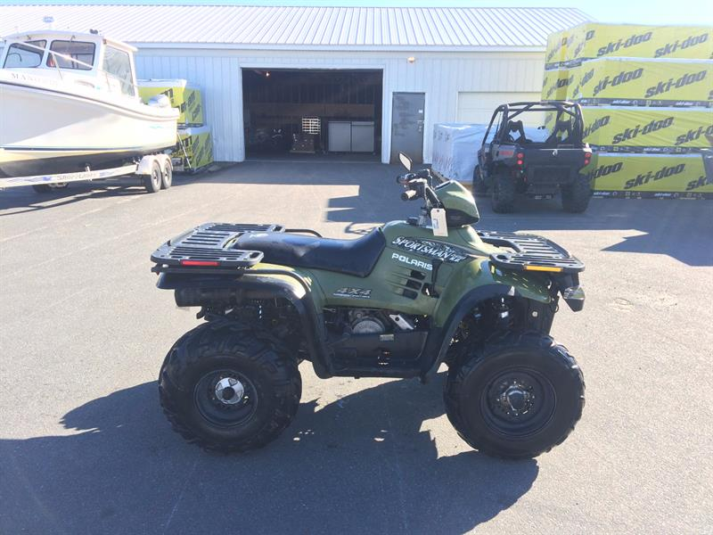 Polaris Sportsman 500 H.O. 2001